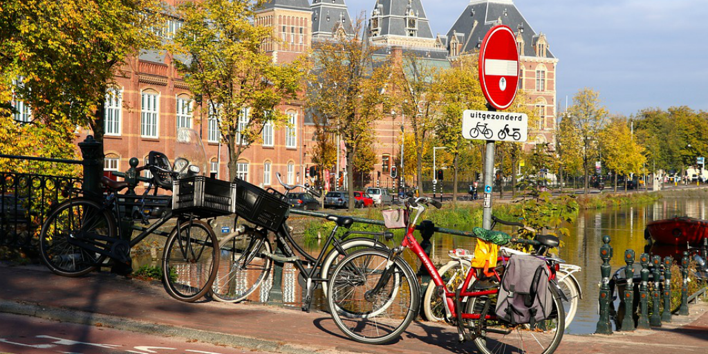 Using bicycles is a way to have sustainable lifestyles.