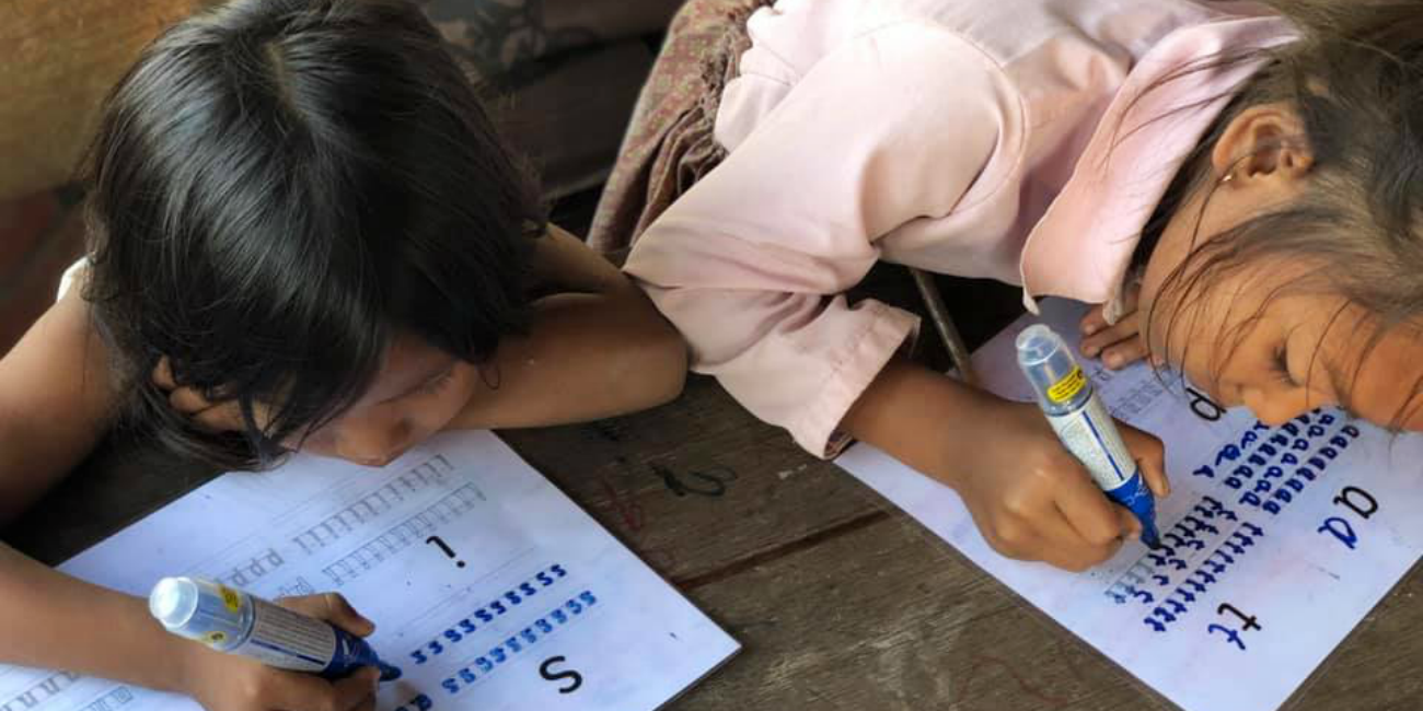 Access to education is a global issue.