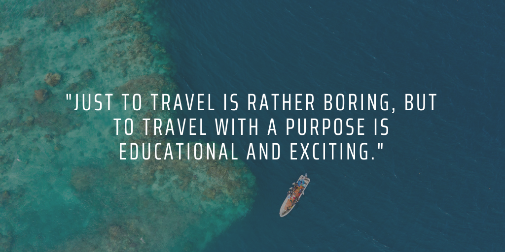 Travel with purpose when you volunteer abroad with GVI