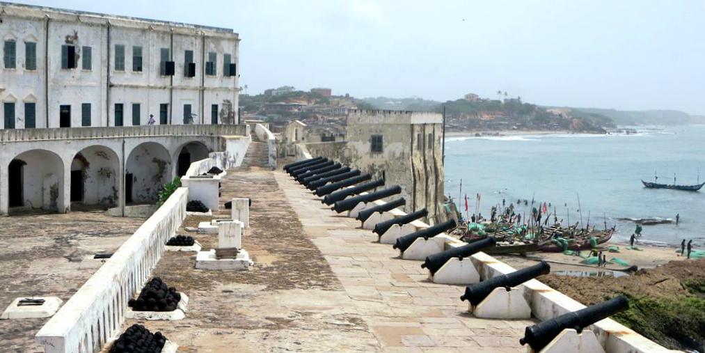 cape coast fort ghana