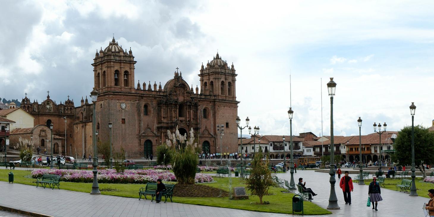 lima city center