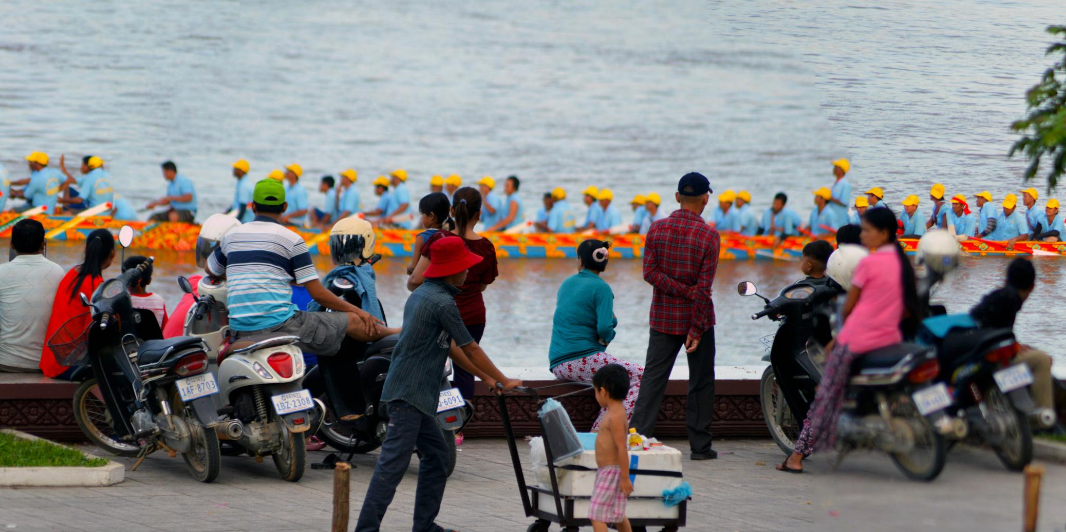 water festival cambodia