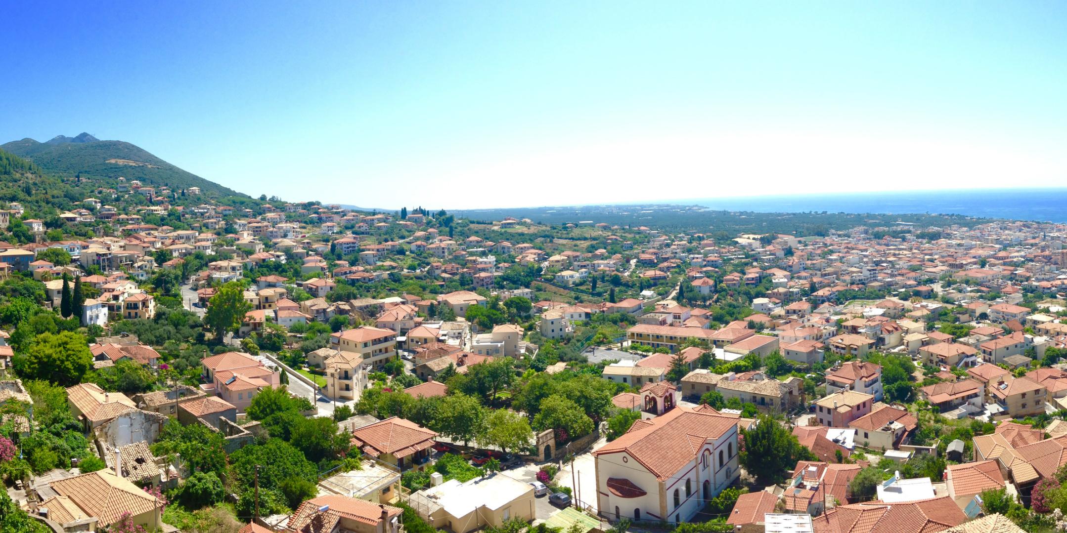 Kyparissia Greece