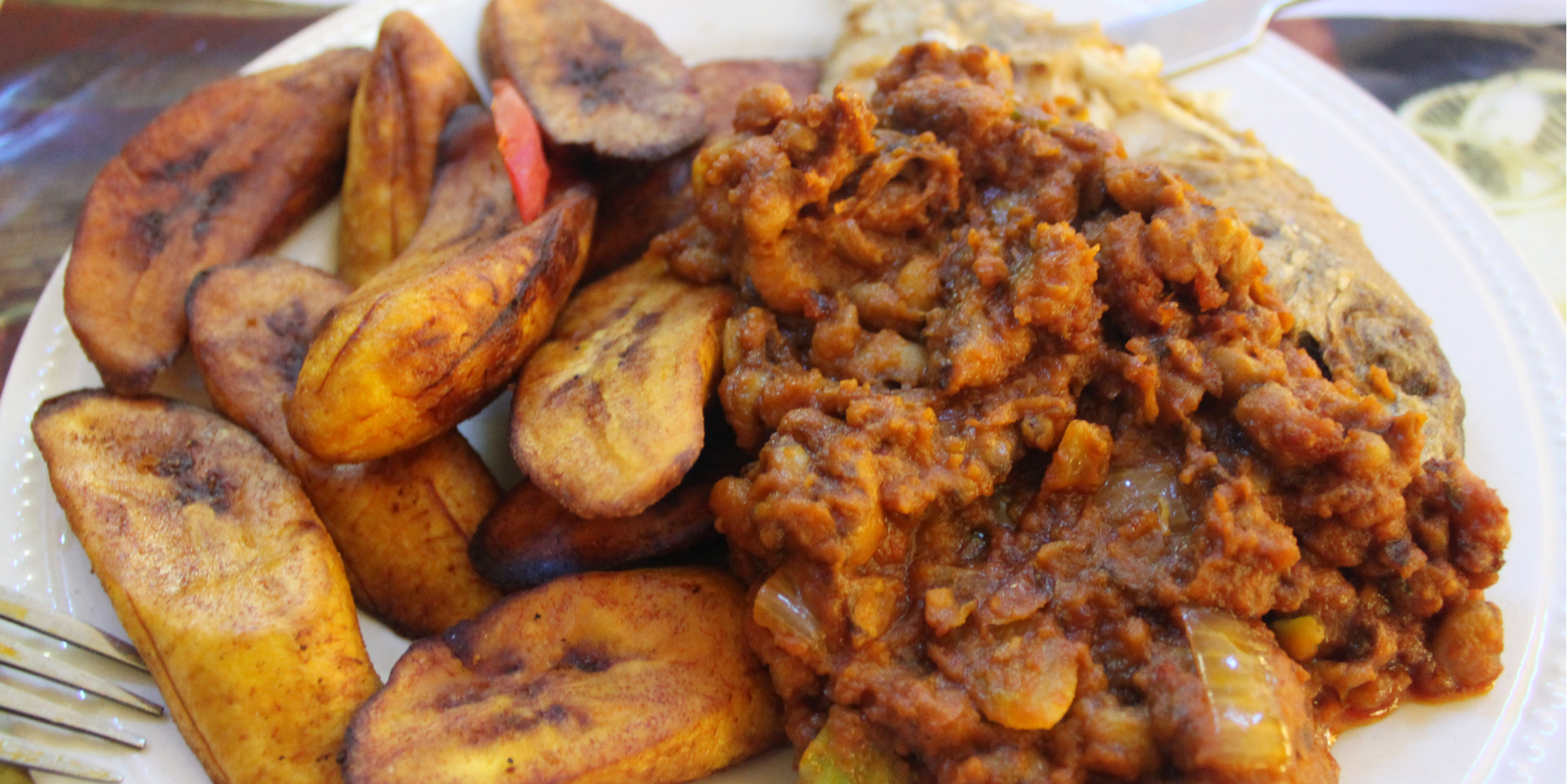 Ghanaian food