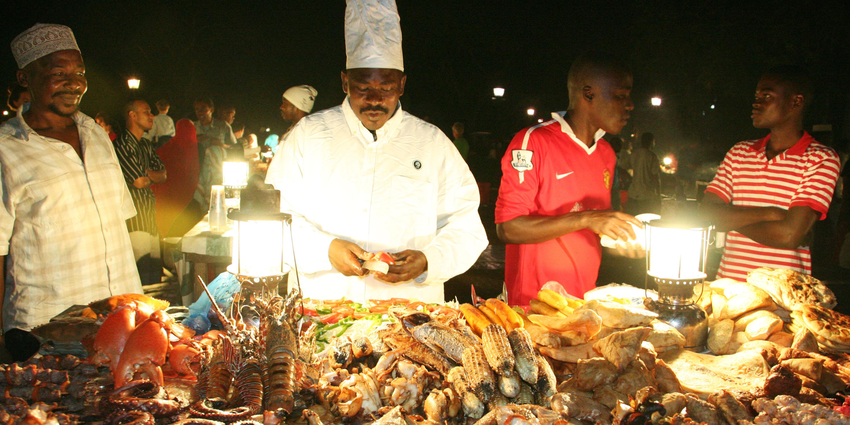 tanzania food