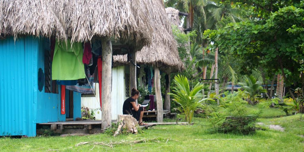 volunteer in fiji