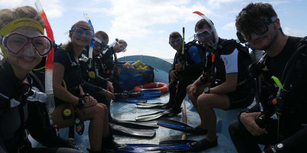fiji scuba diving