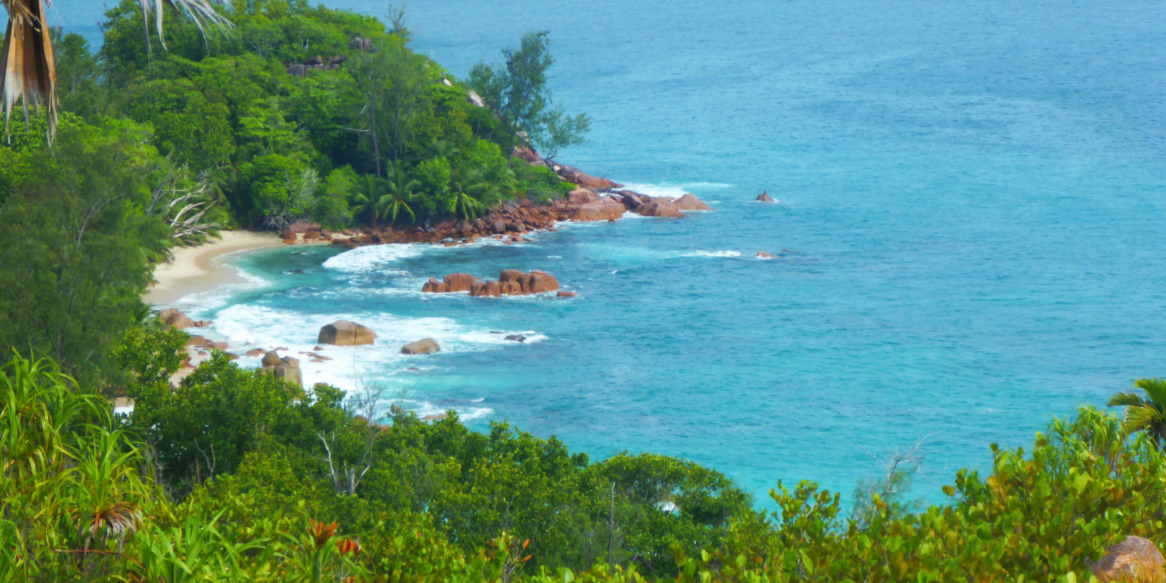 GVI participants volunteering in Seychelles will live and work on Curieuse Island.
