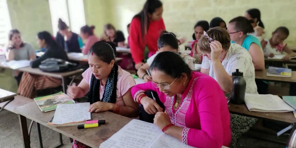 pokhara womens class