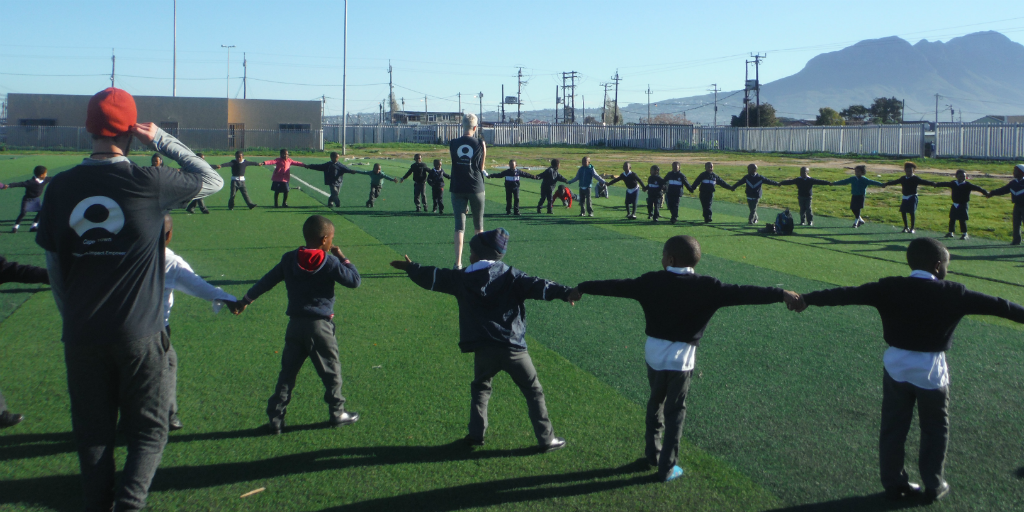 Getting involved in sports from a young age can have a positive impact on the overall early development of children