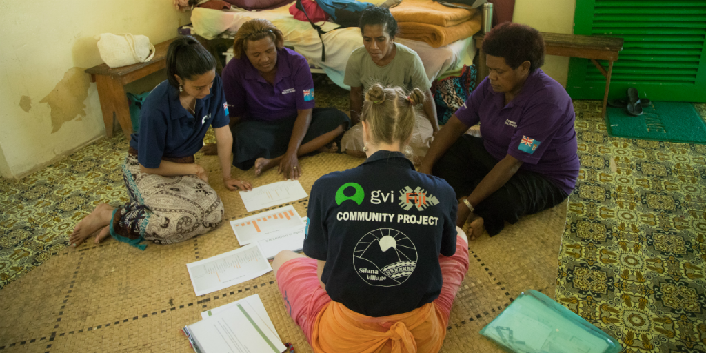 Fiji womens empowerment community development program