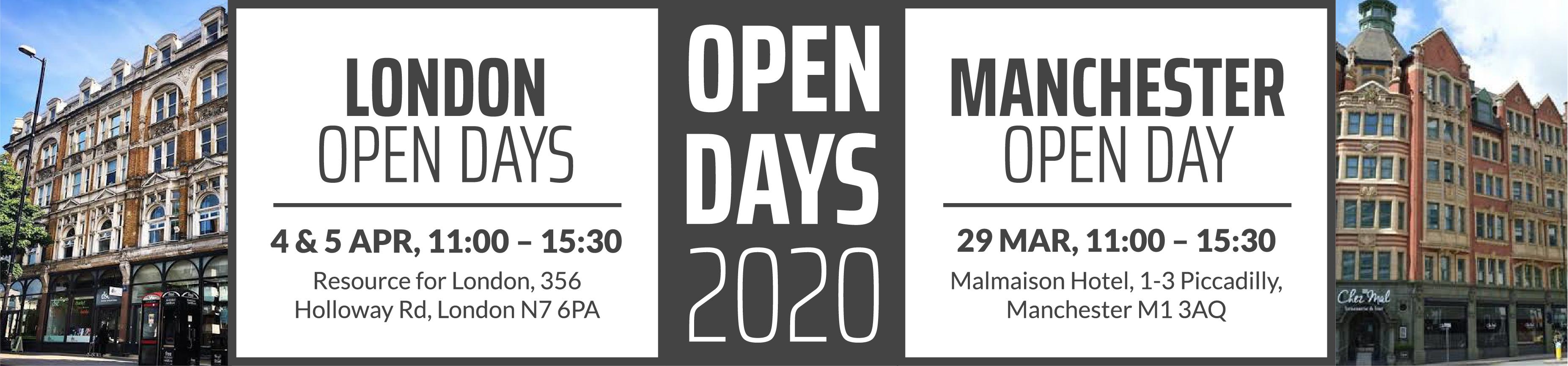 UK Open Day