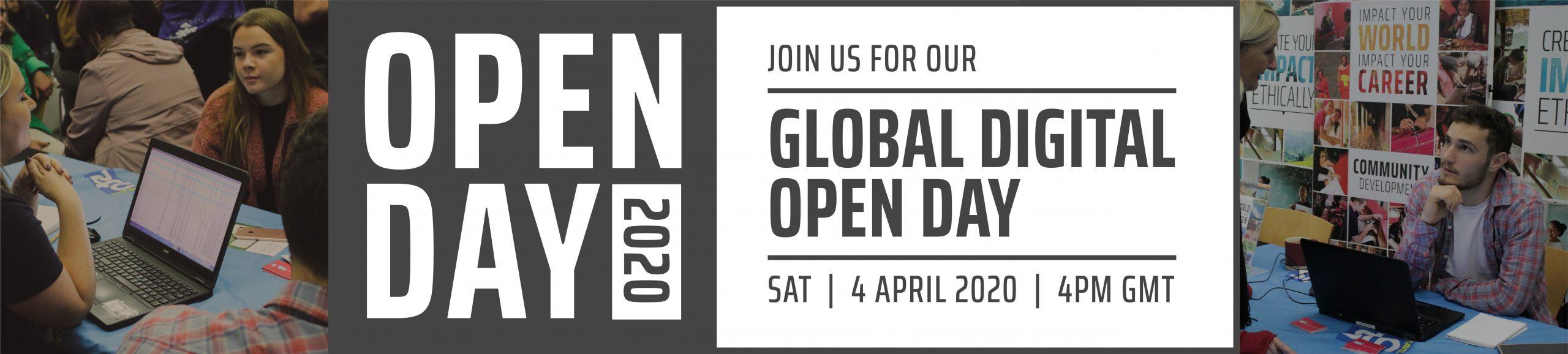 Global Digital Open Day