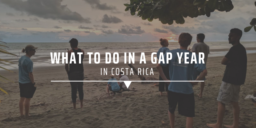 What to do in a gap year in Costa Rica