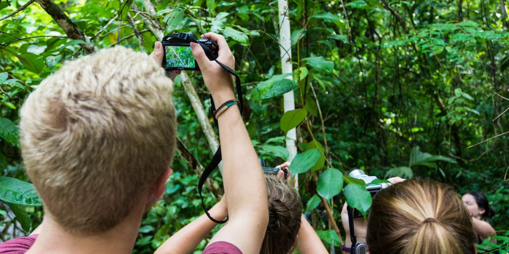 Don't forget to document your gap year abroad so you have plenty of memories to look back on