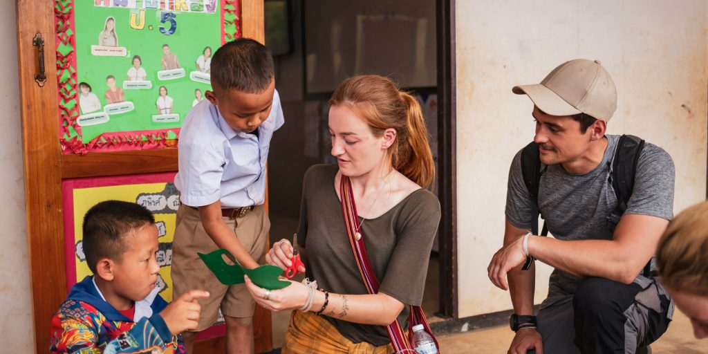 Read about a GVI volunteer's experience in Chiang Mai Thailand.