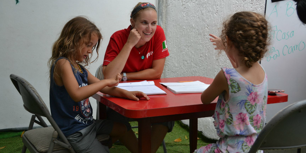 Contribute to childhood development in Mexico