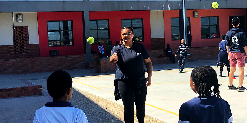 Teach valuable skills on a sports program when you volunteer in Cape Town.